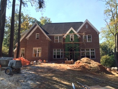 Single Family Home for sales at Morris Brandon New Construction 2976 Sequoyah Drive NW Atlanta, Georgia 30327 United States