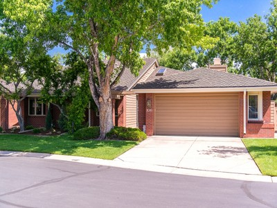 Townhouse for sales at 2552 East Alameda Avenue #106  Denver, Colorado 80209 United States
