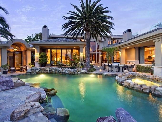 Maison unifamiliale for sales at 33 Smithcliffs Road   Laguna Beach, Californie 92651 États-Unis