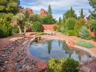 Single Family Home for sales at Red Rock Retreat 20 Chino Sedona, Arizona 86351 United States