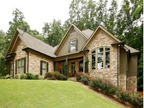 Einfamilienhaus for sales at Gorgeous Home On Incredible Wooded Lot 862 Waterford Estates Manor   Canton, Georgia 30115 Vereinigte Staaten