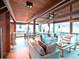 Single Family Home for sales at Chalet Ebene  Megeve, Rhone-Alpes 74120 France