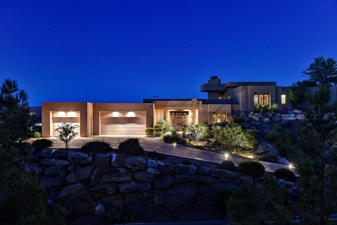 Single Family Home for sales at Gorgeous Estate With Spectacular Mountain and Valley Views 1877 S Stone Canyon Dr  St. George, Utah 84790 United States