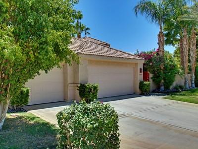 Single Family Home for sales at 45450 Desert Fox Drive  La Quinta, California 92253 United States