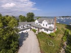 Single Family Home for  sales at Overloooking Scenic North Cove 8 Saltus Drive Old Saybrook, Connecticut 06475 United States