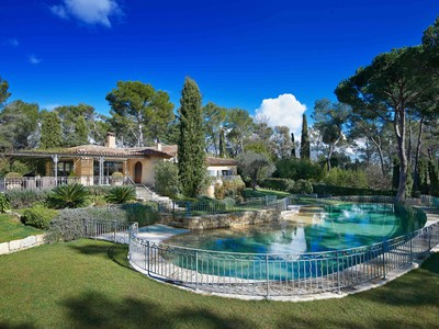 Single Family Home for sales at Mougins - Exclusive area, stunning property for sale  Mougins, Provence-Alpes-Cote D'Azur 06250 France