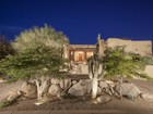 Single Family Home for  sales at Very Special Southwest Inspired Home in Troon Village 11390 E Desert Troon Lane Scottsdale, Arizona 85255 United States