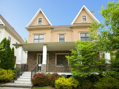 Maison unifamiliale for sales at Single Family Home 8 Christopher Court Montclair, New Jersey 07042 États-Unis