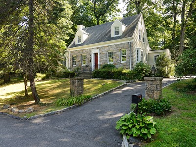 Single Family Home for sales at Traditional, elegant and spacious home 15 Glendale Road  Harrison, New York 10528 United States