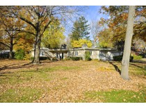 Single Family Home for sales at Stunning Ranch in Meridian Hills 7300 Holliday Drive W   Indianapolis, Indiana 46260 United States