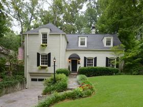 Single Family Home for sales at Elegant Buckhead Renvoation 388 Brentwood Drive NE Atlanta, Georgia 30305 United States