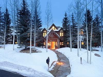 Single Family Home for sales at In the Heart of the Maroon Creek Club 285 Pfister Drive  Aspen, Colorado 81611 United States