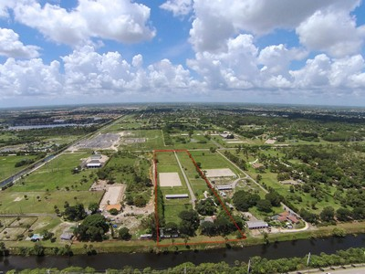Single Family Home for sales at 11223 Acme Rd   Wellington, Florida 33414 United States