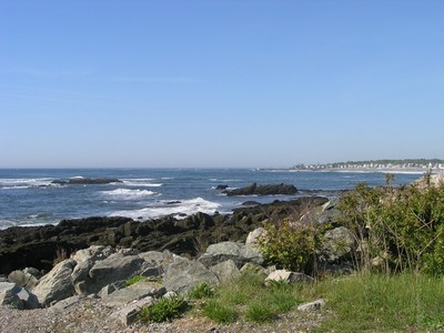 Single Family Home for sales at Bold Atlantic Ocean Views 941 Ocean Boulevard Rye, New Hampshire 03870 United States