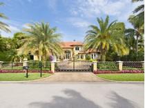 Maison unifamiliale for sales at 444 E Coconut Palm Rd.    Boca Raton, Florida 33432 États-Unis