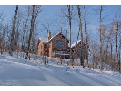 Casa para uma família for sales at Lac Desmarais splendid home 3125 Ch. des Franciscains  Mont-Tremblant, Quebec J8E1C0 Canadá