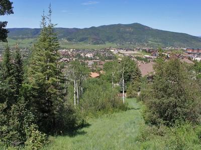 Terrain for sales at Ski Trails Lot 2725 Ski Trail Lane Steamboat Springs, Colorado 80487 United States