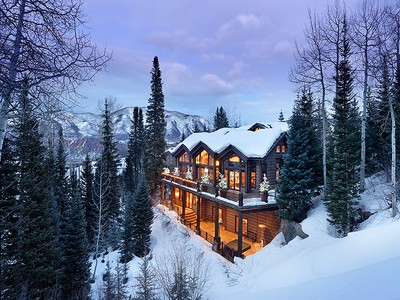 Single Family Home for sales at Maroon Creek Elegance 81 North Willow Court  Aspen, Colorado 81611 United States