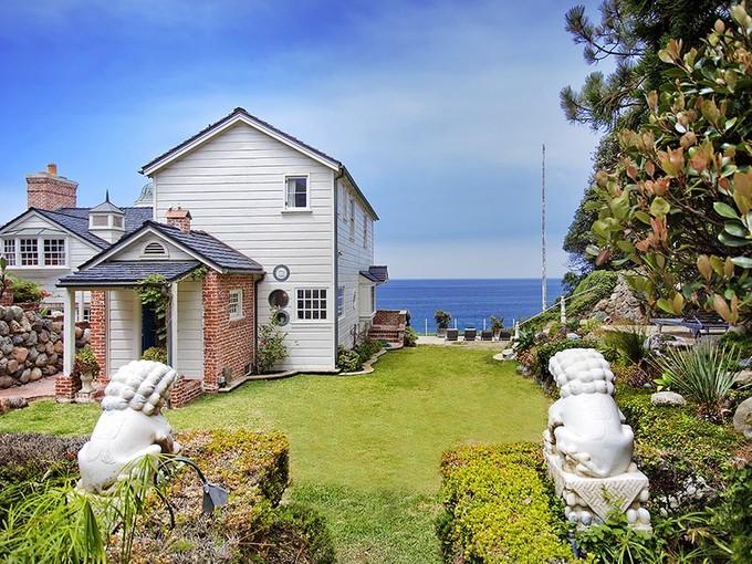 Einfamilienhaus for sales at 40 N. La Senda   Laguna Beach, Kalifornien 92651 Vereinigte Staaten