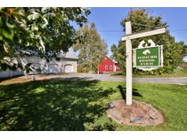 Single Family Home for sales at Jericho Brook Farm 3703 Jericho Street   Hartford, Vermont 05001 United States