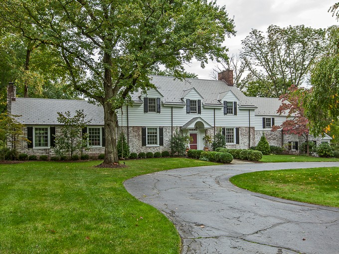 Single Family Home for sales at Up-to-the-minute Style With A Timeless Appeal 75 North Road  Princeton, New Jersey 08540 United States