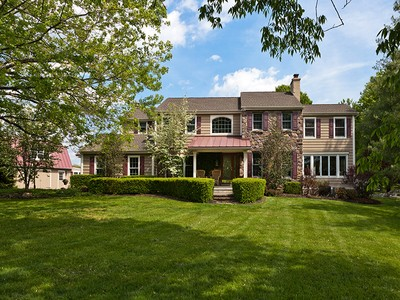 Single Family Home for sales at Solebury Township, PA 3122 Windy Bush Rd New Hope, Pennsylvania 18938 United States