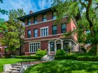 Maison unifamiliale for sales at Beautifully appointed landmark home 5201 Westminster Place St. Louis, Missouri 63108 États-Unis