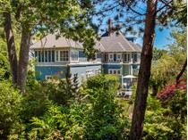 Villa for sales at Prestigious Rockland Home 534 St. Charles   Victoria, Columbia Britannica V8S3N7 Canada