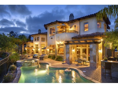 Nhà ở một gia đình for sales at 4643 Rancho Sierra Bend  San Diego, California 92130 Hoa Kỳ
