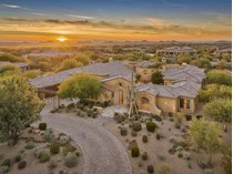 Single Family Home for sales at Beautiful North Scottsdale Home Situated on 2.07 Acres in Gated Saguaro Estates 27898 N 71st Street   Scottsdale, Arizona 85266 United States