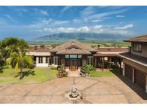 Single Family Home for sales at Kula Meadows 75 Opalipali Place   Kula, Hawaii 96790 United States