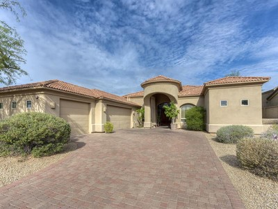 Vivienda unifamiliar for sales at Beautiful Custom Family Home in Guard-Gated Community of Ancala Country Club 11698 E Wethersfield Rd Scottsdale, Arizona 85259 Estados Unidos