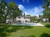 Maison unifamiliale for sales at Authentic stone property in a private domain  Mougins,  06250 France