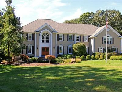 Villa for sales at West Mountain Estates Colonial 70 Armand Road Ridgefield, Connecticut 06877 Stati Uniti