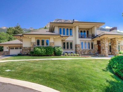獨棟家庭住宅 for sales at Fabulous Mt Olympus Craftsman 4301 S Adonis Dr   Salt Lake City, 猶他州 84124 美國