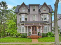 Single Family Home for sales at Unique Find ~ Restored Victorian 75 Morris Ave   Manasquan, New Jersey 08736 United States