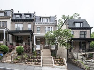 Maison unifamiliale for sales at Mount Plesant 2920 18th Street Nw Washington, District De Columbia 20009 États-Unis