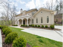 Single Family Home for sales at New Construction Estate Home 1280 Crest Valley Road  North Buckhead, Atlanta, Georgia 30327 United States