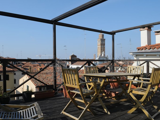 公寓 for sales at Penthouse apartment with  altana terrace  Venice, Venice 30124 意大利