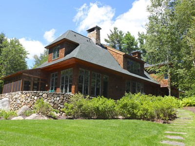 Single Family Home for sales at Safe Harbor 27 Burkehaven Lane Sunapee, New Hampshire 03782 United States