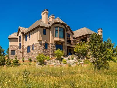 Single Family Home for sales at 1134 Northwood Ct 1134 Northwoods Ct  Castle Rock, Colorado 80108 United States