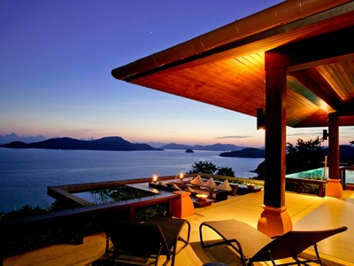 Single Family Home for sales at 5 Bedroom Panoramic Sea View Villa Other Phuket, Phuket Thailand