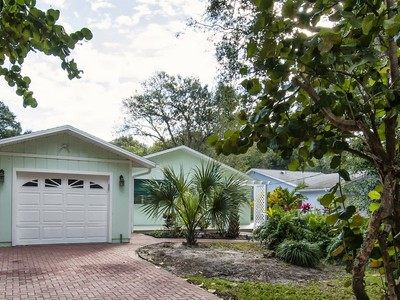 Single Family Home for sales at Room for Boat or RV! 9486 Frangipani Dr Vero Beach, Florida 32963 United States