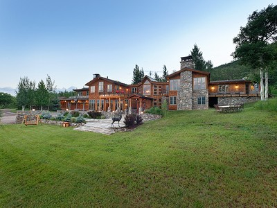 Nông trại / Trang trại / Vườn for sales at Ranch in Starwood 44 Johnson Drive Aspen, Colorado 81611 Hoa Kỳ