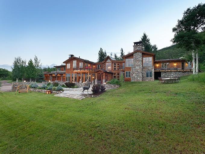 Fazenda / Rancho / Plantação for sales at Ranch in Starwood 44 Johnson Drive Aspen, Colorado 81611 Estados Unidos
