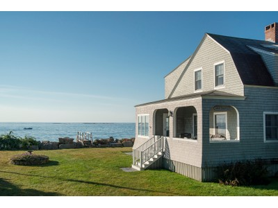 Single Family Home for sales at 187 King's Highway   Kennebunkport, Maine 04046 United States