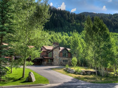 Duplex for sales at Privacy and Serenity in East Vail 3996 Lupine Dr  Vail, Colorado 81657 United States
