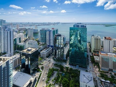Condominium for sales at INFINITY AT BRICKELL 60 SW 13 Street # 4200   Miami, Florida 33130 United States