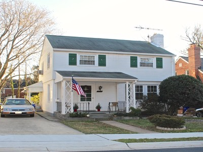 Single Family Home for sales at Rosedale Park 4518 Rosedale Ave Bethesda, Maryland 20814 United States