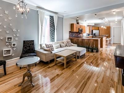 Condominium for sales at Le Plateau-Mont-Royal 419 Rue Rachel E.   Montreal, Quebec H2J2G8 Canada